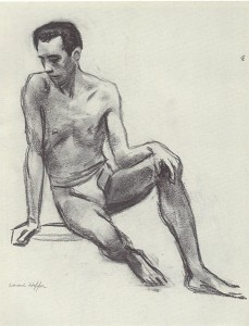 Male nude figure model — pic 11