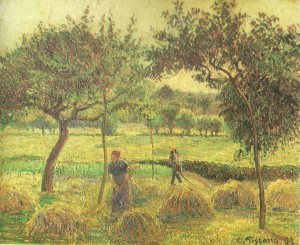 Pissaro_Bountiful_Harvest_1893