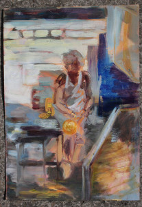 glassworker_painting_M_Dorn_oil_sketch (2)