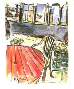 Sidewalk_cafe_2007-mixed_media-250x300