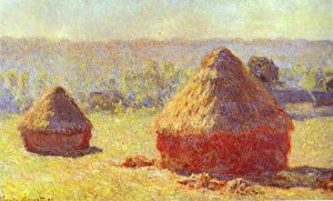Claude_Monet__Haystack__End_of_the_Summer__Morning__1891__Oil_on_canvas__Louvre,_Paris,_France