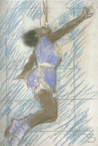 Degas_Miss_La_La_at _y=the_Cirque_Fernando_1879_Pastel_and_pencil_on_paper_46x30cm