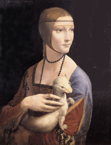 Leonardo da Vinci, Lady with