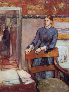 Edgar_Degas_Helen_Rouart_in_her_Father's_study_1886-95_oils_161x120cm